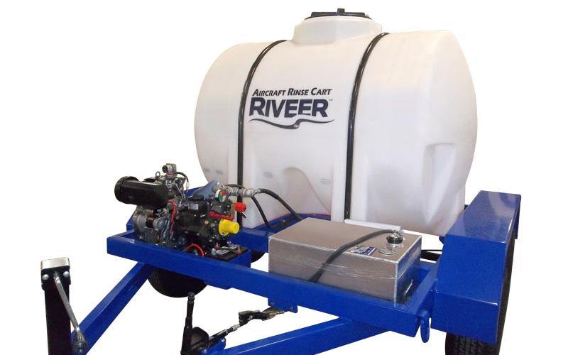 LADS Aircraft Rinse Cart